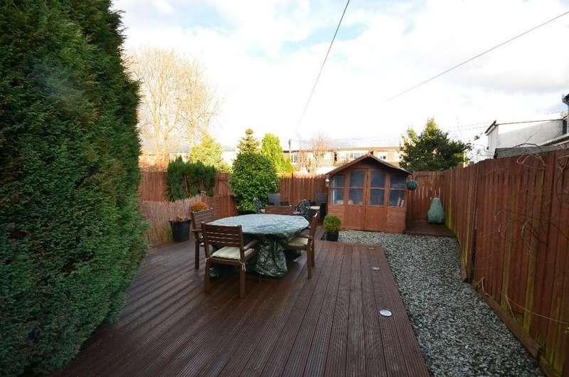 1 Bedroom End Of Terrace House for sale in Craigend Street, Anniesland, Glasgow, G13 2UL