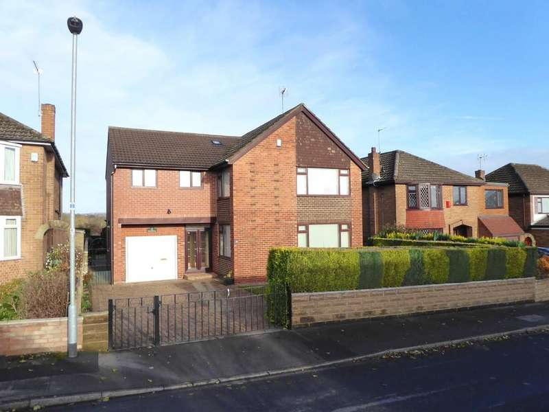 4 Bedrooms Detached House for sale in Beech Lees, Farsley