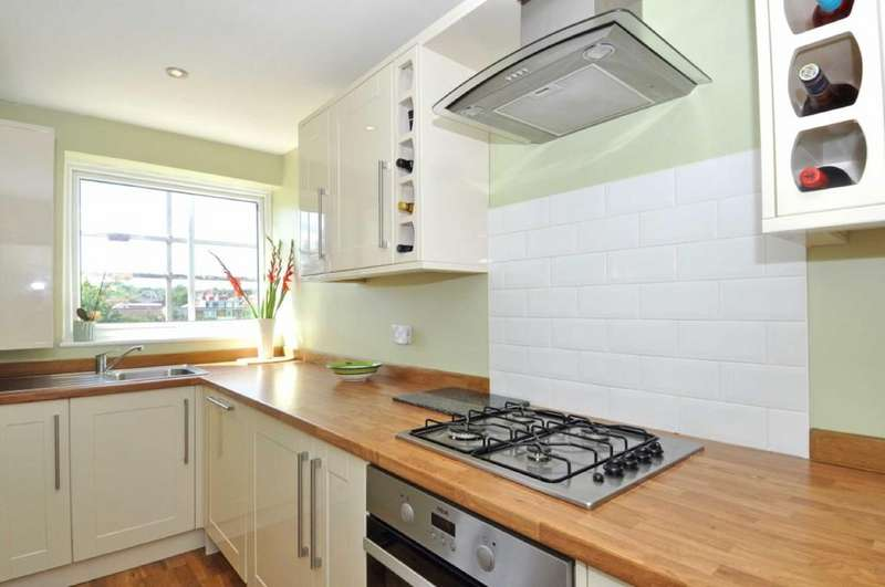 1 Bedroom Flat for sale in Lynwood Close, London