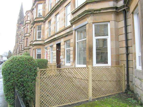 2 Bedrooms Flat for sale in Roslea Drive, Dennistoun, Glasgow