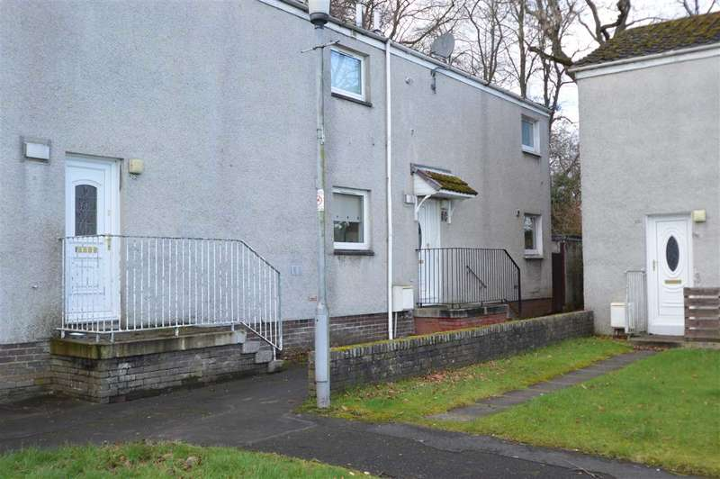 3 Bedrooms Terraced House for sale in Maree Way, Blantyre