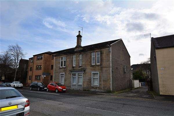 2 Bedrooms Flat for sale in Shettleston Road, G32