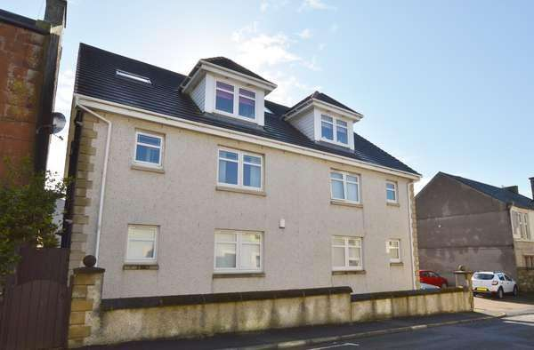 2 Bedrooms Flat for sale in 61 Wellpark Road, Saltcoats, KA21 5LH