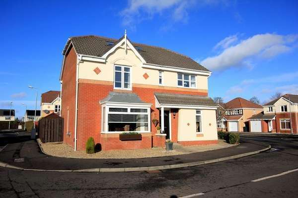 4 Bedrooms Detached House for sale in 1 Holmes Park Wynd, Kilmarnock, KA1 1RS