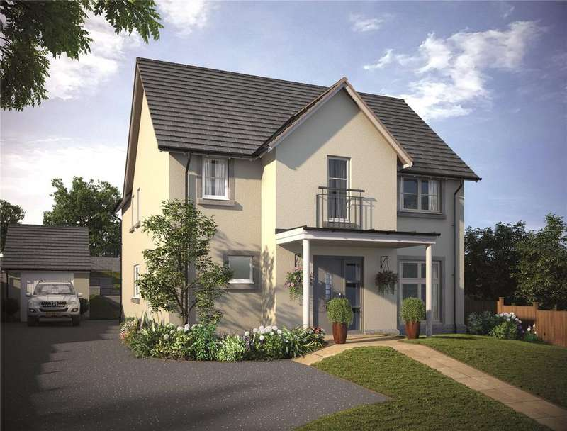 5 Bedrooms Detached House for sale in Plot 42 - The Delgatie, Aberdeen, AB12