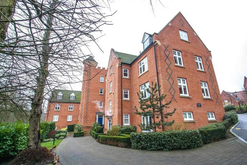 2 Bedrooms Apartment Flat for sale in Nightingale Court, The Galleries, Warley, Brentwood, CM14
