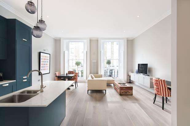 1 Bedroom Flat for sale in Arundel Gardens, London, W11