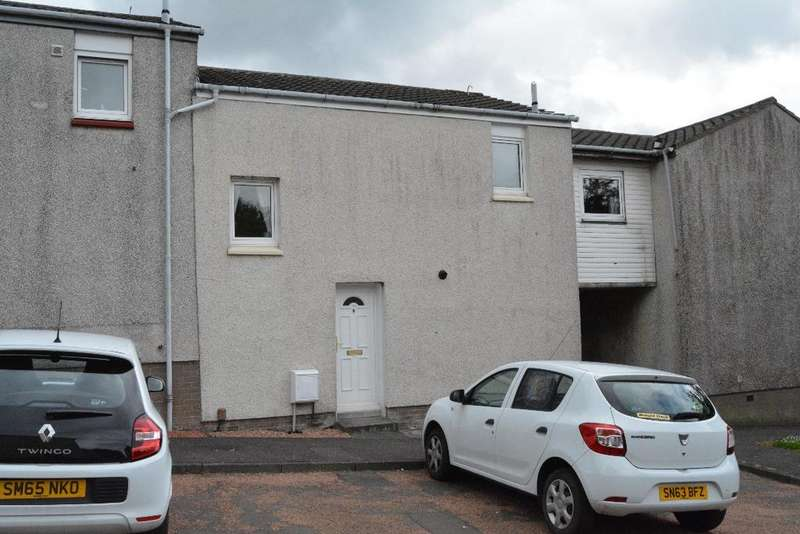 2 Bedrooms Terraced House for sale in Cruachan Court, Hallglen, Falkirk, FK1 2QA