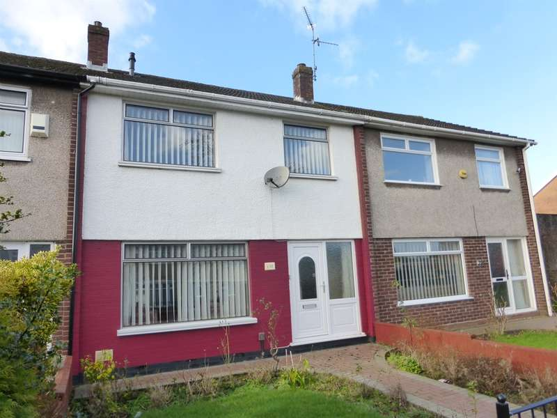 3 Bedrooms Semi Detached House for sale in Glandovey Grove, Rumney, CARDIFF