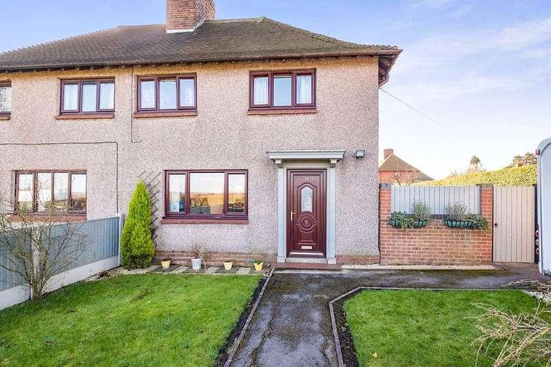 2 Bedrooms Detached House for sale in Retford Road, Woodbeck, Retford, DN22