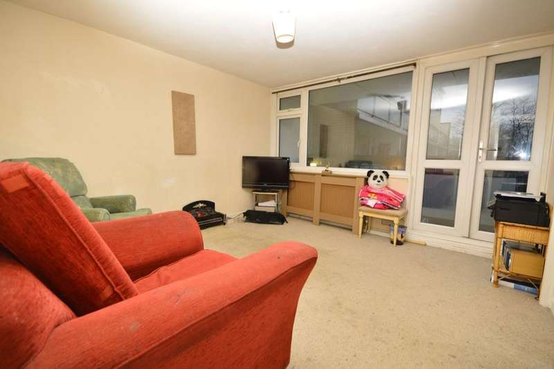 1 Bedroom Flat for sale in Brunswick Road, Sutton, SM1
