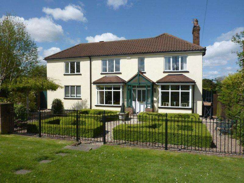 4 Bedrooms Detached House for sale in Waltham Road, Barnoldby-le-Beck, Grimsby, DN37