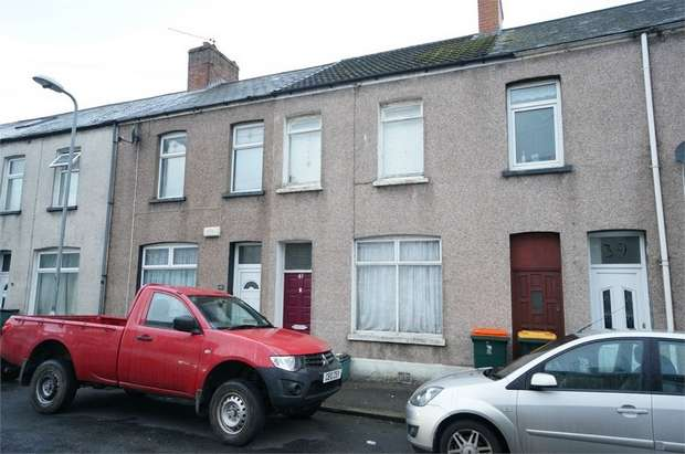 2 Bedrooms Terraced House for sale in Downing Street, NEWPORT