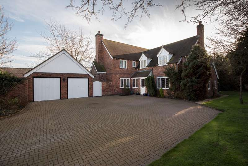 6 Bedrooms House for sale in 6 bedroom House Detached in Church Minshull
