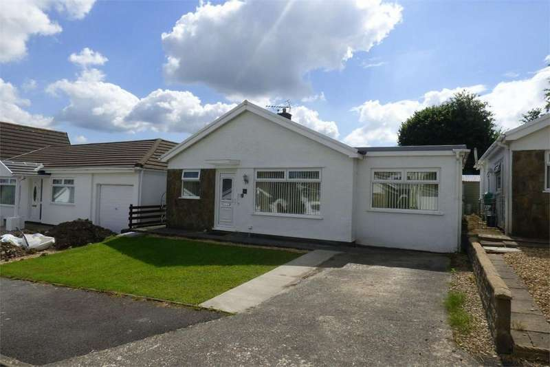 2 Bedrooms Detached Bungalow for sale in 22 Talywern, Llangennech, Llanelli, Carmarthenshire