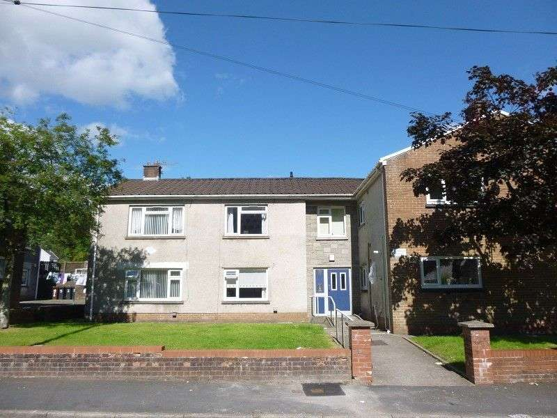 2 Bedrooms Flat for sale in Oakwood Avenue, Pontrhydyfen, Port Talbot, Neath Port Talbot. SA12 9SF