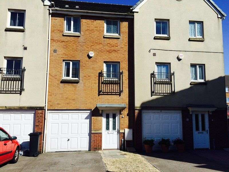 3 Bedrooms Terraced House for sale in Jersey Quay, Port Talbot, Neath Port Talbot. SA12 6QN