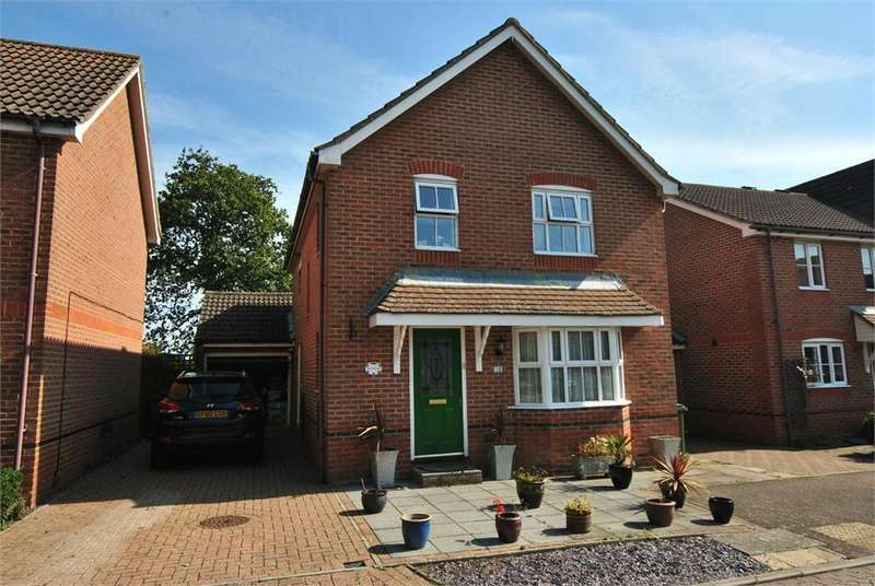 4 Bedrooms Detached House for sale in Redwell Avenue, BEXHILL-ON-SEA, East Sussex
