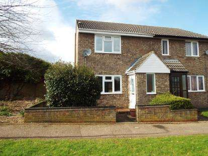 3 Bedrooms Semi Detached House for sale in Sudbury, Suffolk