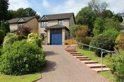 3 Bedrooms Detached House for sale in Brookend Brae, Clynder