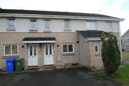 2 Bedrooms Terraced House for sale in Chamfron Gardens, Stirling