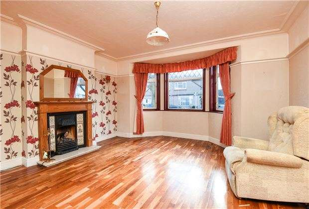 3 Bedrooms End Of Terrace House for sale in Garden Avenue, MITCHAM, Surrey, CR4 2EE