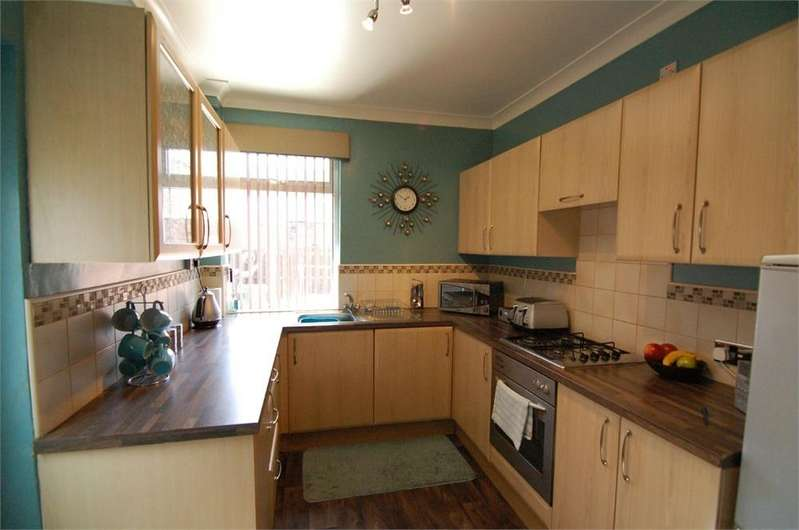 2 Bedrooms Terraced House for sale in Sandymount Road, Wath-upon-Dearne, ROTHERHAM, South Yorkshire
