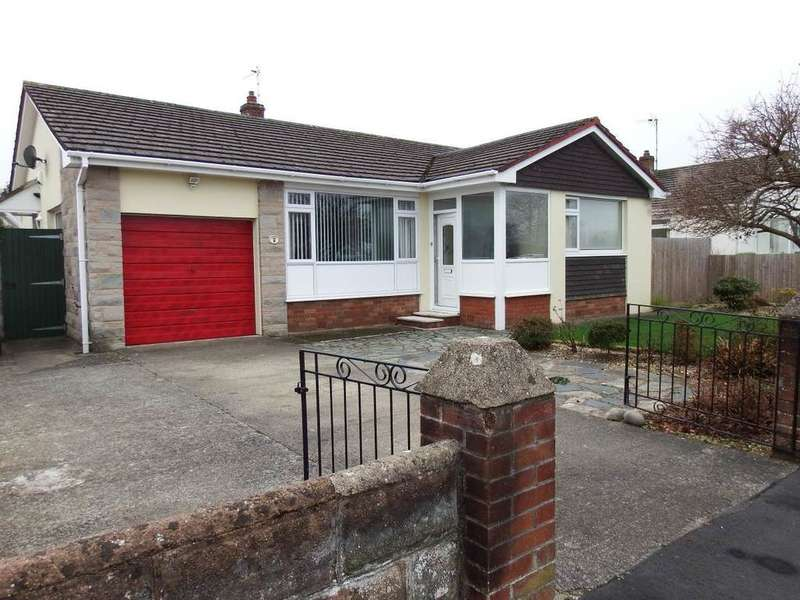 3 Bedrooms Detached Bungalow for sale in Fairacre Avenue, Newport