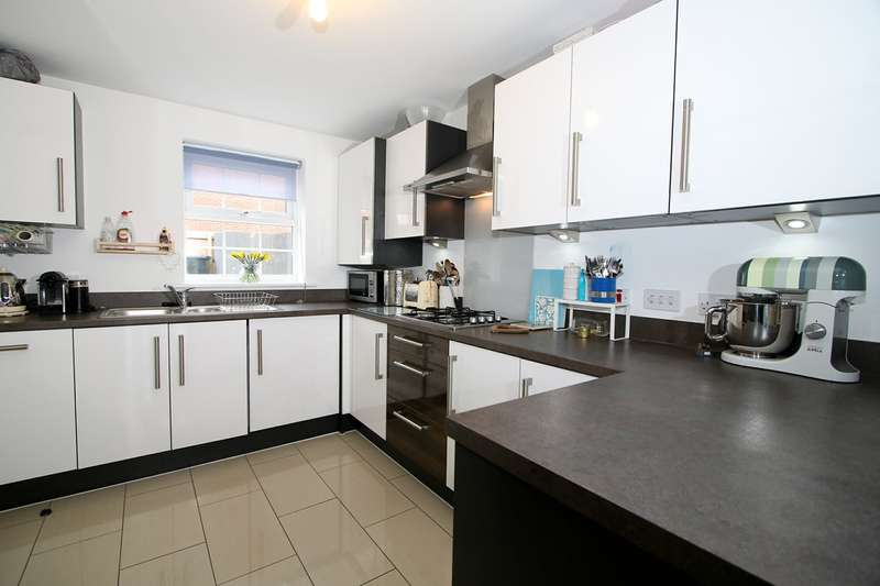 4 Bedrooms Terraced House for sale in Georgian Way, Kidderminster, DY10
