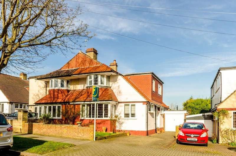 4 Bedrooms House for sale in Broadlands Road, Bromley, BR1