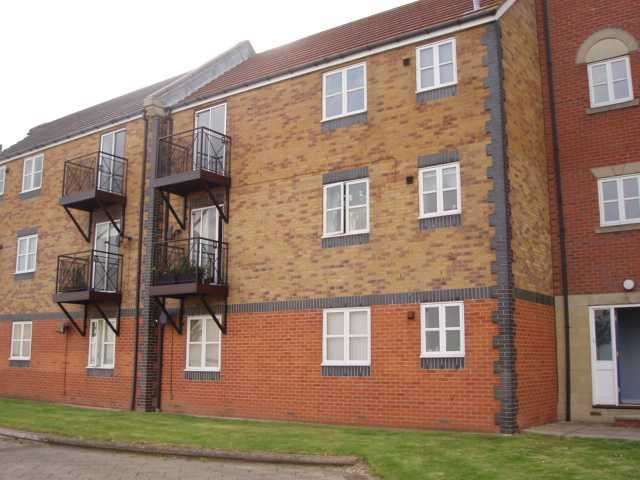 3 Bedrooms Apartment Flat for sale in Lancelot Court, Victoria Dock, Hull, HU9 1QD