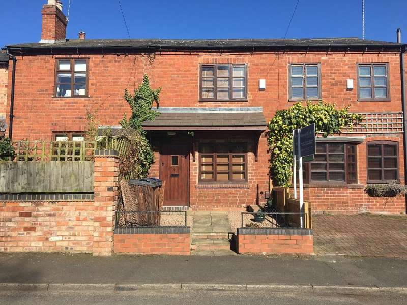 2 Bedrooms Terraced House for sale in Tennal Road, Harborne, Birmingham, B32 2HY