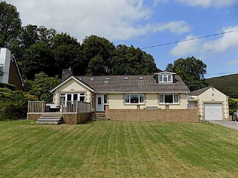 5 Bedrooms Detached House for sale in Glyncoed Bettws Road, Llangeinor, Bridgend, CF32 8PH