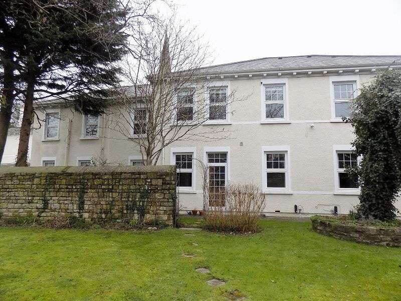 2 Bedrooms Flat for sale in St. Johns Priory, Merthyrmawr Road North , Bridgend. CF31 3NG