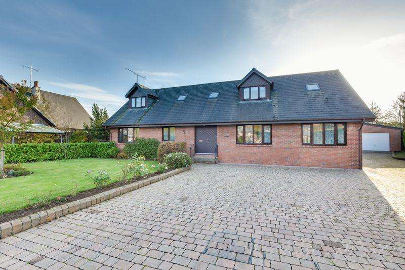 5 Bedrooms Detached Villa House for sale in 3 Benston Crescent, Hollybush, by Ayr KA6 6RA