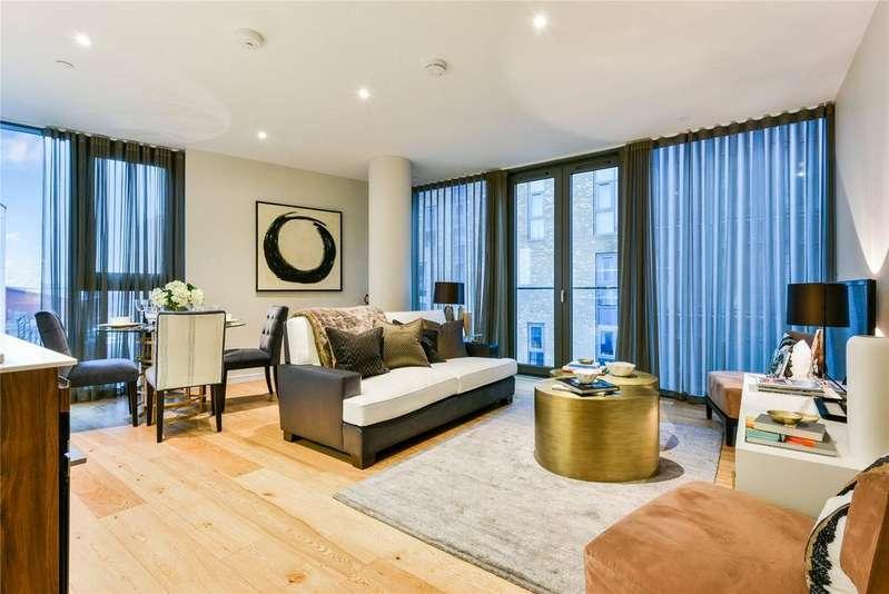 2 Bedrooms Penthouse Flat for sale in Riverside Quarter, Wandsworth, London, SW18