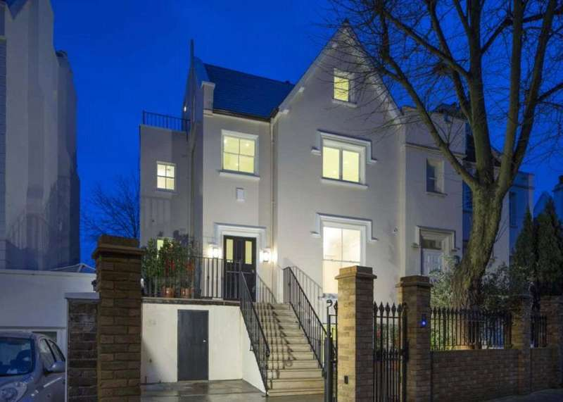 6 Bedrooms Semi Detached House for sale in Acacia Road, St Johns Wood, London, NW8