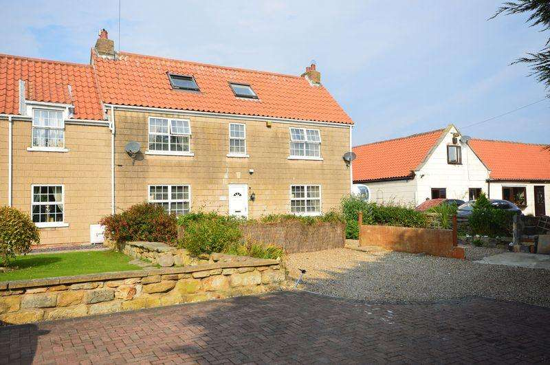 4 Bedrooms Semi Detached House for sale in Stainsacre Lane, Whitby