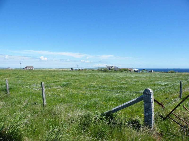 Land Commercial for sale in Site at Pool, South Ronaldsay