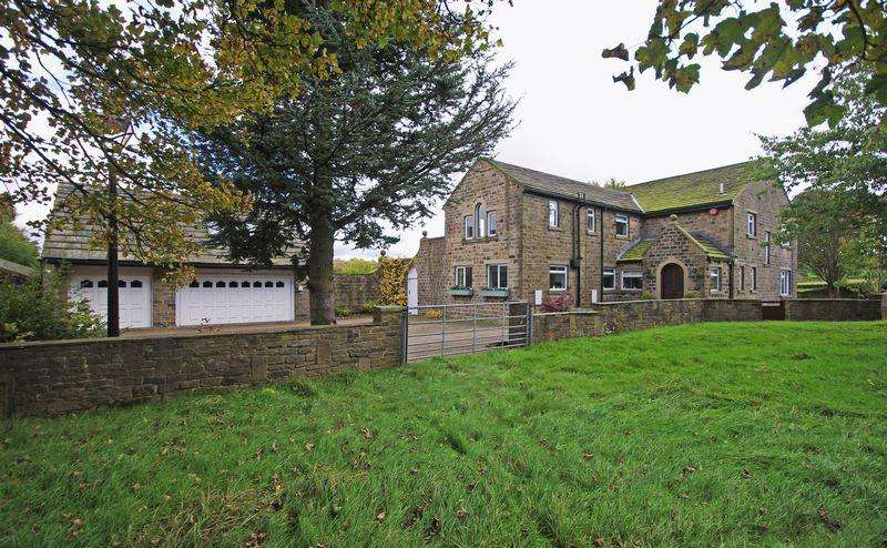 6 Bedrooms Detached House for sale in Field House, Stainland Road, Barkisland, HX4 0AQ