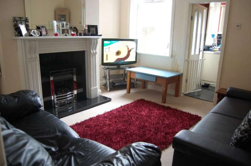 2 Bedrooms Terraced House for sale in Croydon Street