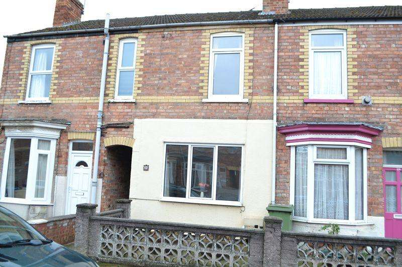 2 Bedrooms Terraced House for sale in Charles Street, Gainsborough, DN21 2JA