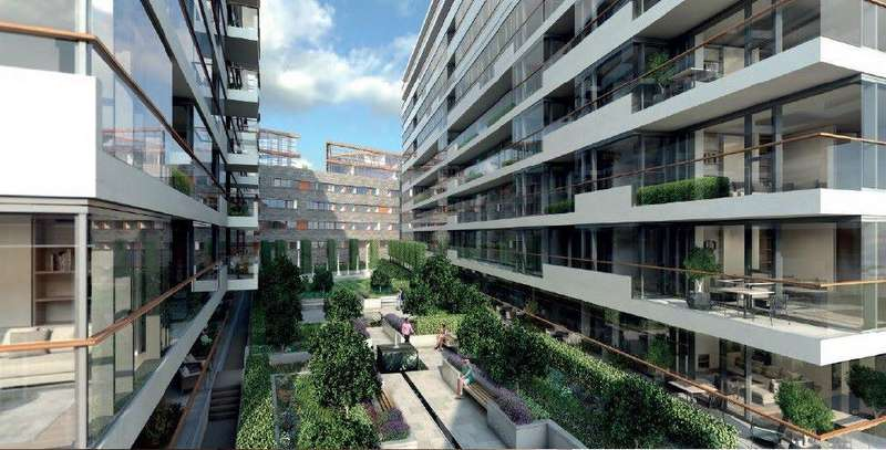 2 Bedrooms Flat for sale in Balmoral House