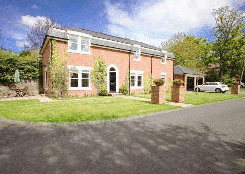 4 Bedrooms Detached House for rent in Jesmond Park Mews, Newcastle Upon Tyne