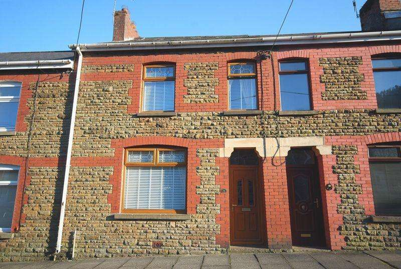 2 Bedrooms Terraced House for sale in 6 Penhydd Street, Pontrhydyfen, Port Talbot, SA12 9SB