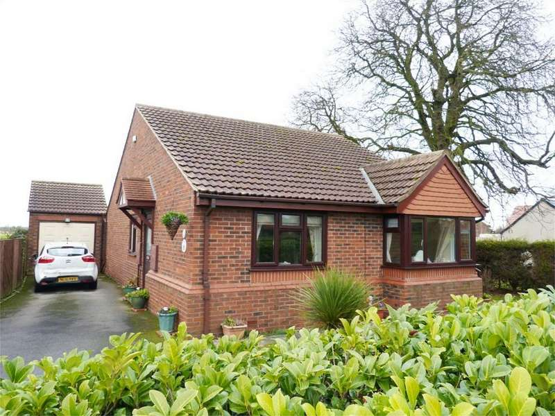 3 Bedrooms Detached Bungalow for sale in 23a High Street, Holme-on-Spalding-Moor, York