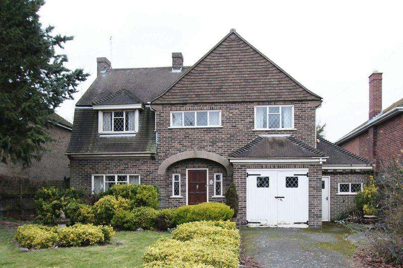 3 Bedrooms Detached House for sale in Exeter Gardens, Stamford