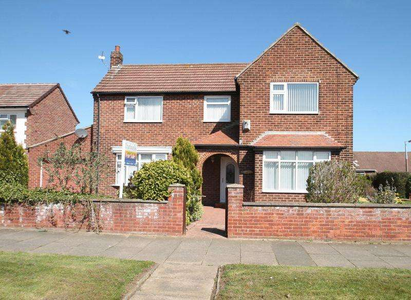 4 Bedrooms Detached House for sale in Tintern Avenue, Billingham
