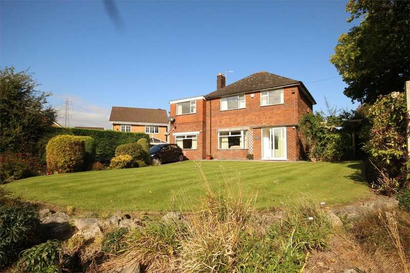 4 Bedrooms Detached House for sale in Wepre Lane, Northop Hall, Flintshire