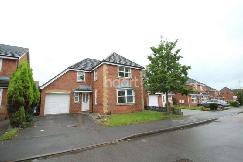 4 Bedrooms Detached House for sale in Celandine Road, Hamilton